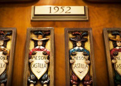 MESON CASTILLA detalle 1