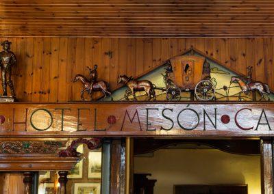 MESON CASTILLA detalle 4