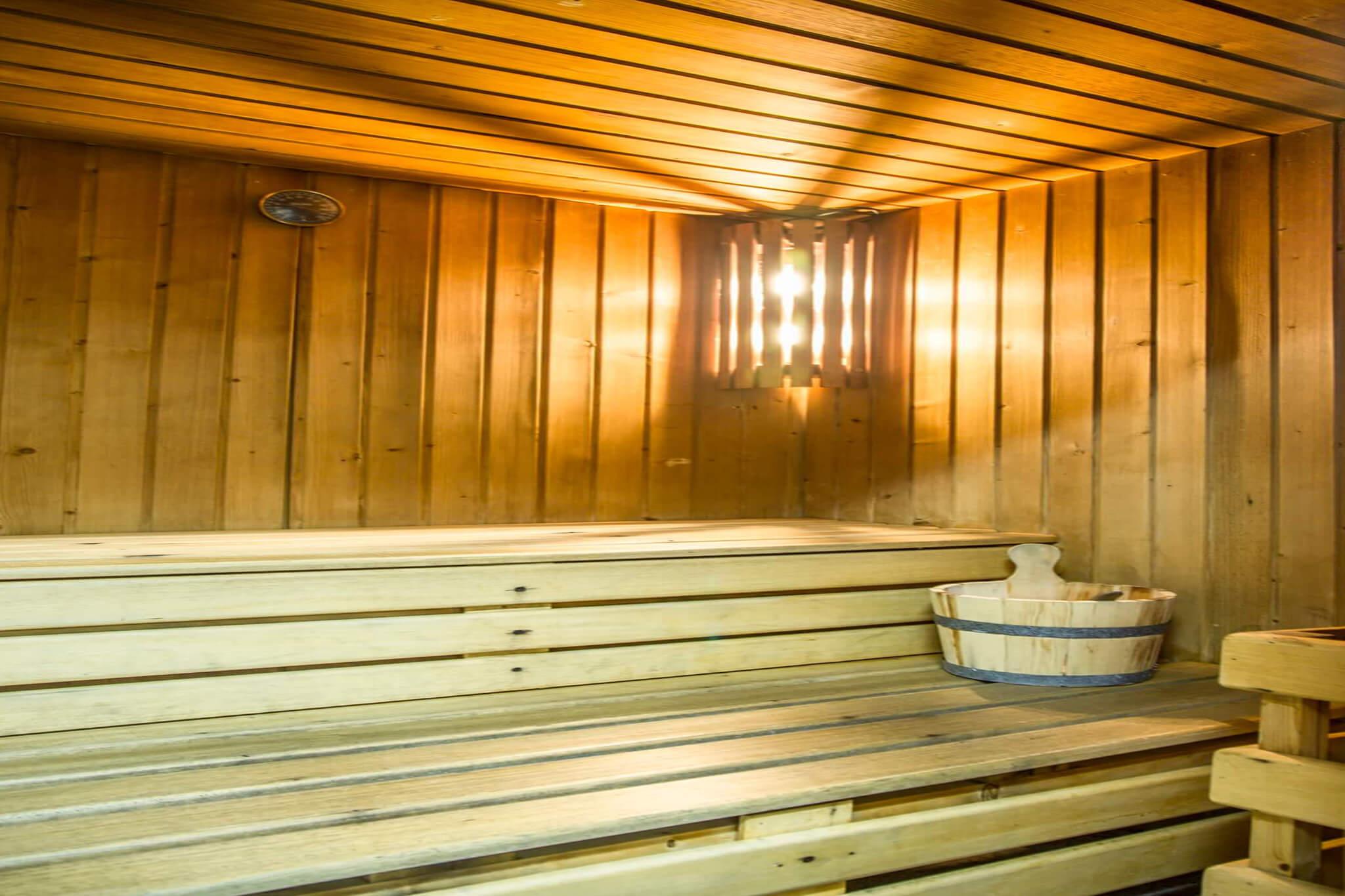 Patagonia Sauna