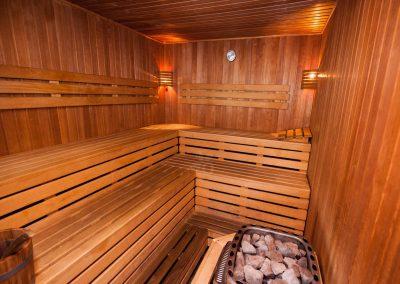 Centric Sauna