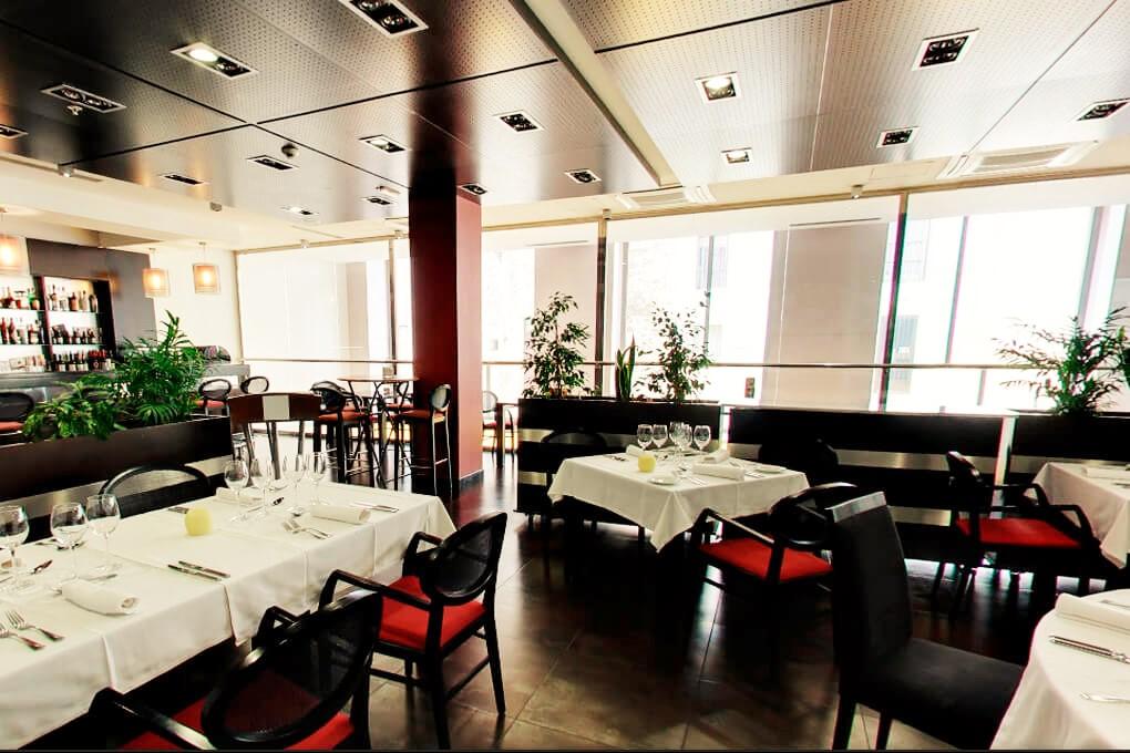 GRAN HOTEL DON MANUEL  Cafeteria