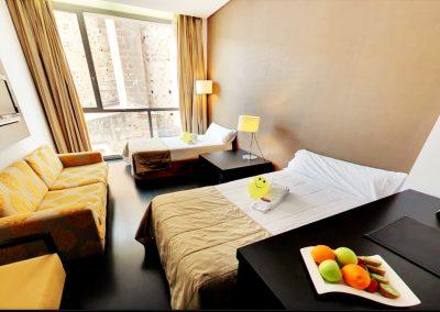 GRAN HOTEL DON MANUEL Habitacion Cuadruple 3
