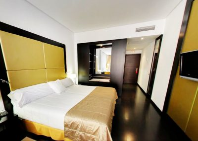 GRAN HOTEL DON MAN0UEL Habitacion cuadruple