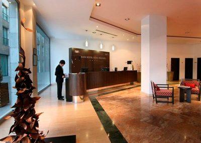 GRAN HOTEL DON MANUEL  Recepcion 2