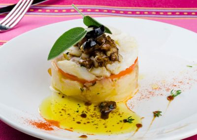 GRAN HOTEL DON MANUEL detalle comida 2