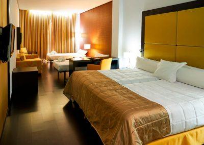 GRAN HOTEL DON MANUEL habitacion familiar 1