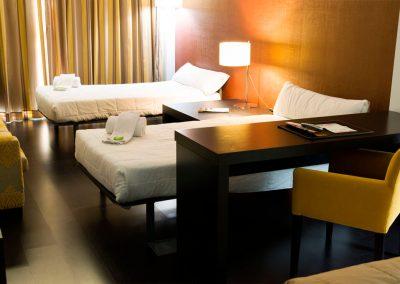 GRAN HOTEL DON MANUEL habitacion familiar 2