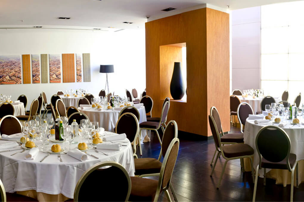 GRAN HOTEL DON MANUEL  restaurante 5