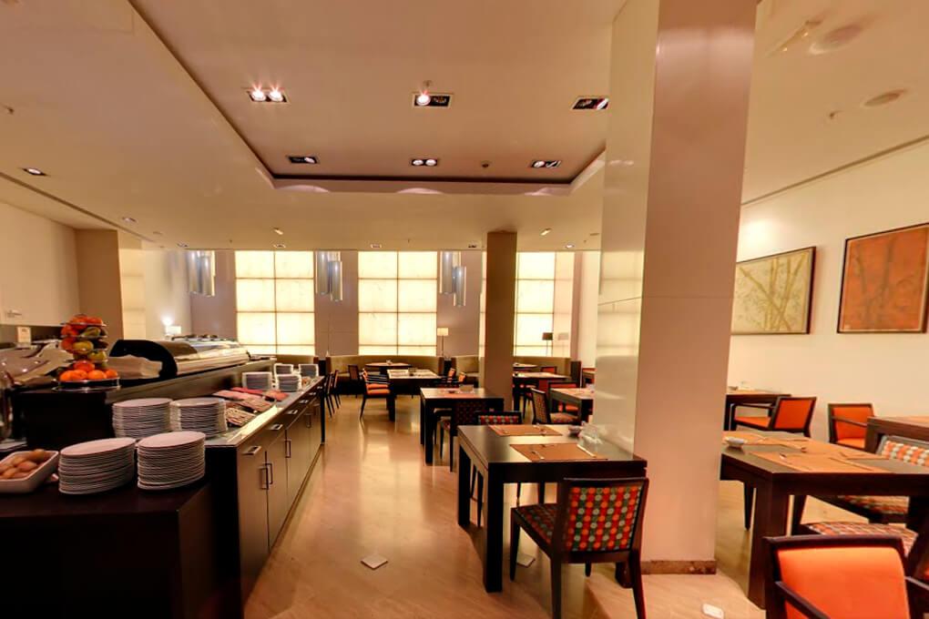GRAN HOTEL DON MANUEL sala desayunos