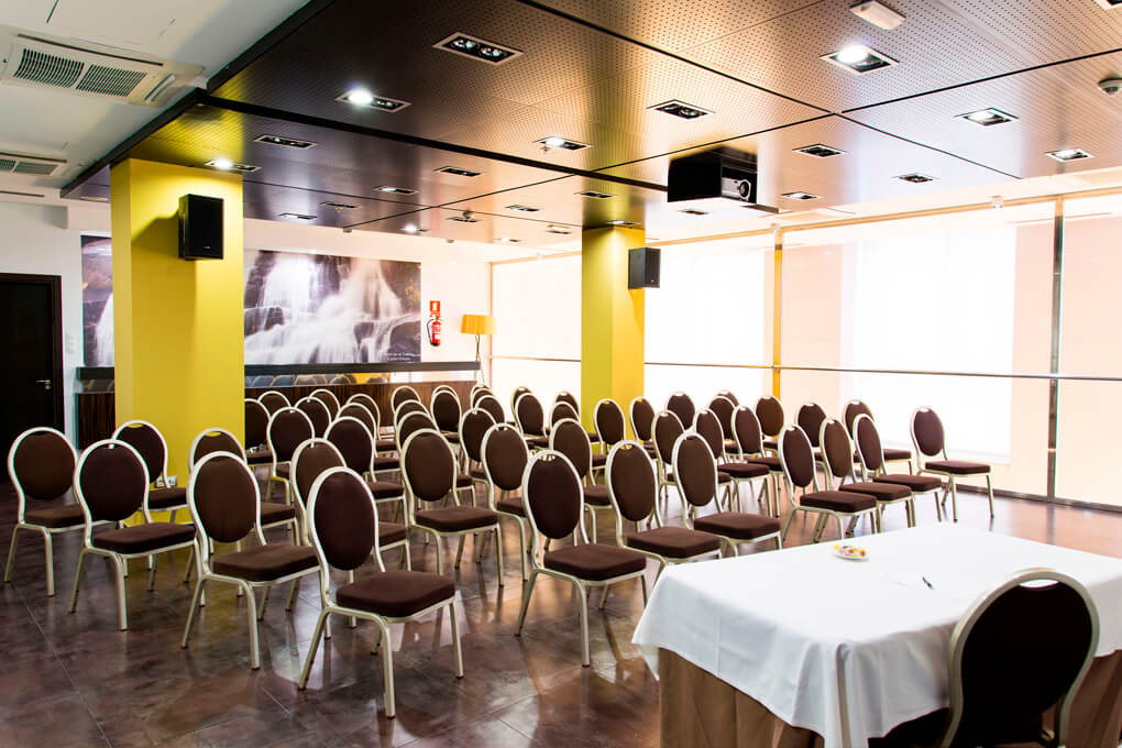 GRAN HOTEL DON MANUEL salon