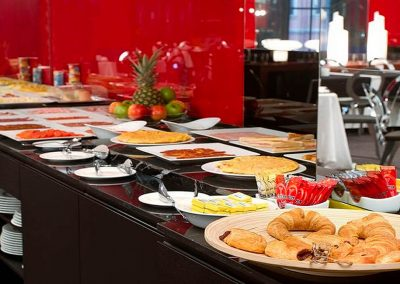 GH Espana buffet desayuno