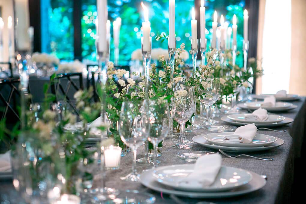 GH Espana detalle banquete