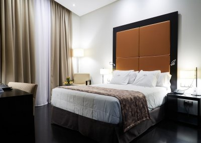 GRAN HOTEL DON MANUEL habitación matrimonial