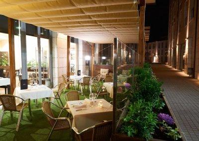 GRAN HOTEL DON MANUEL terraza 1