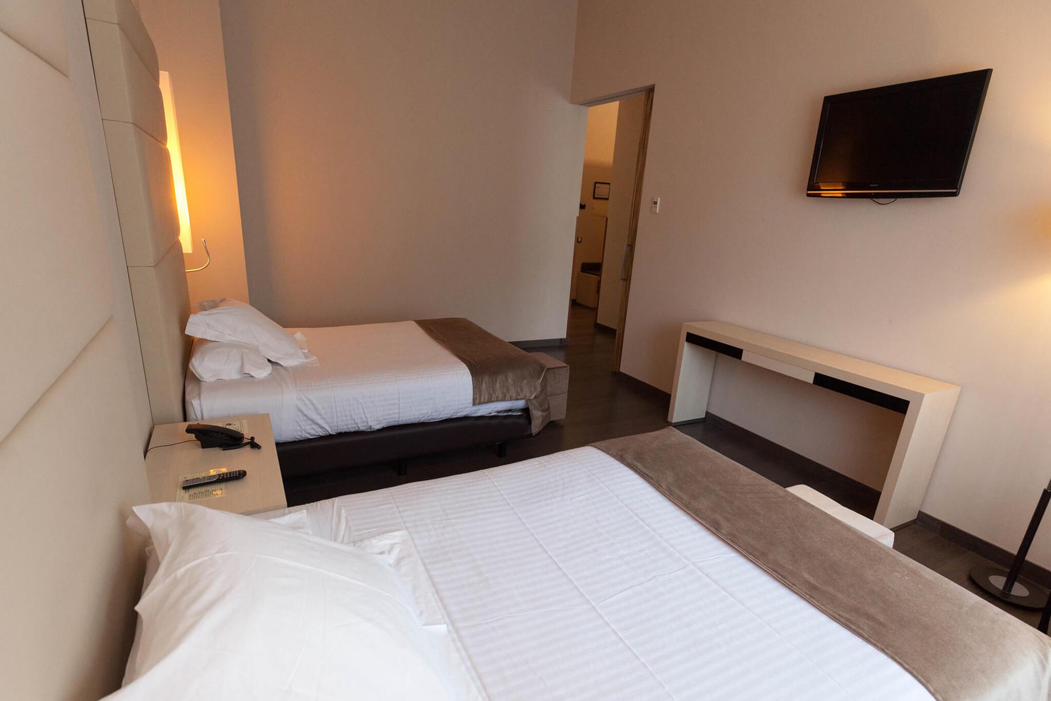Mola park atiram hotel en escaldes andorra web oficial for Habitacion familiar andorra