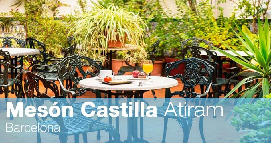 Mesón Castilla Atiram