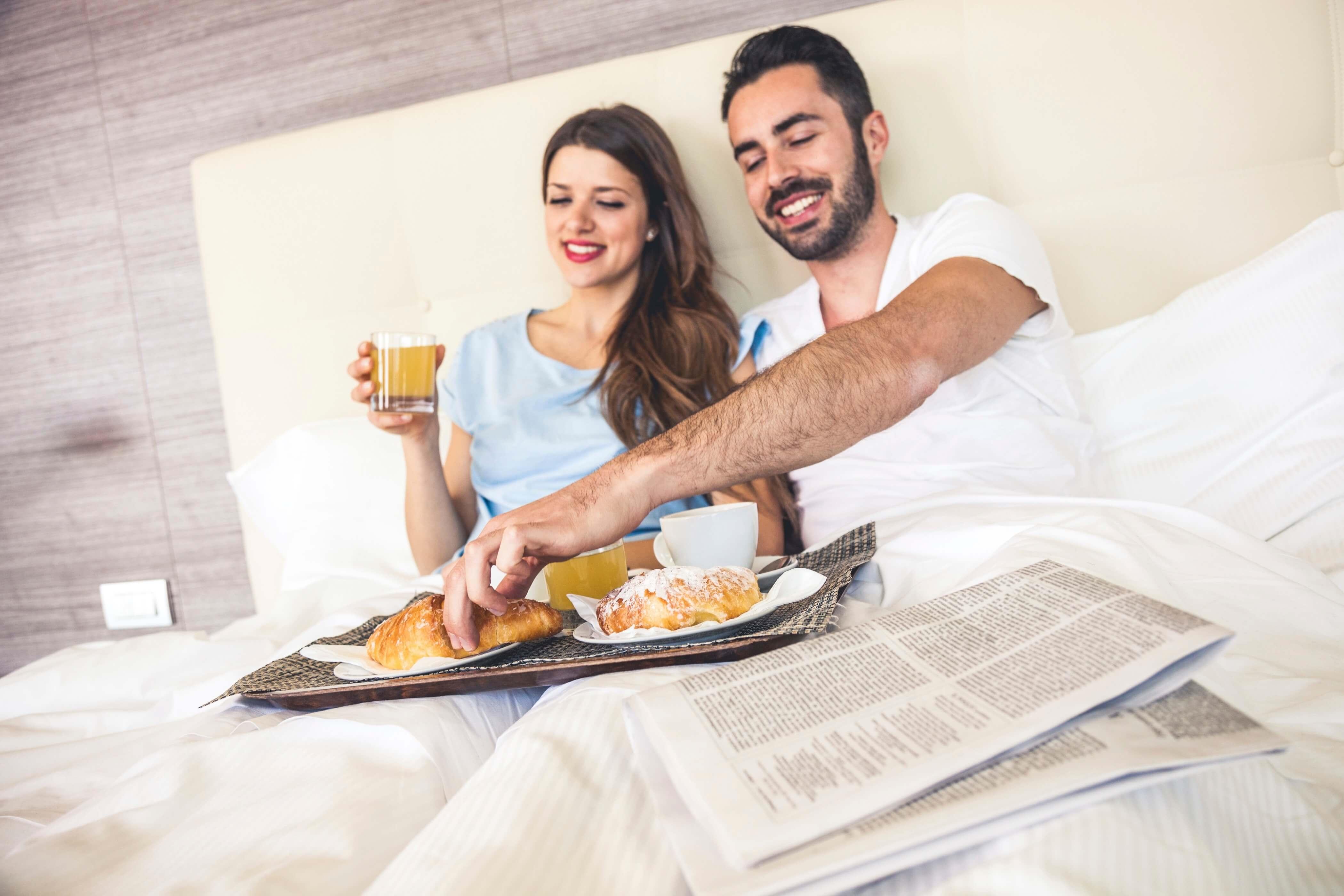 Desayuna gratis en Barcelona