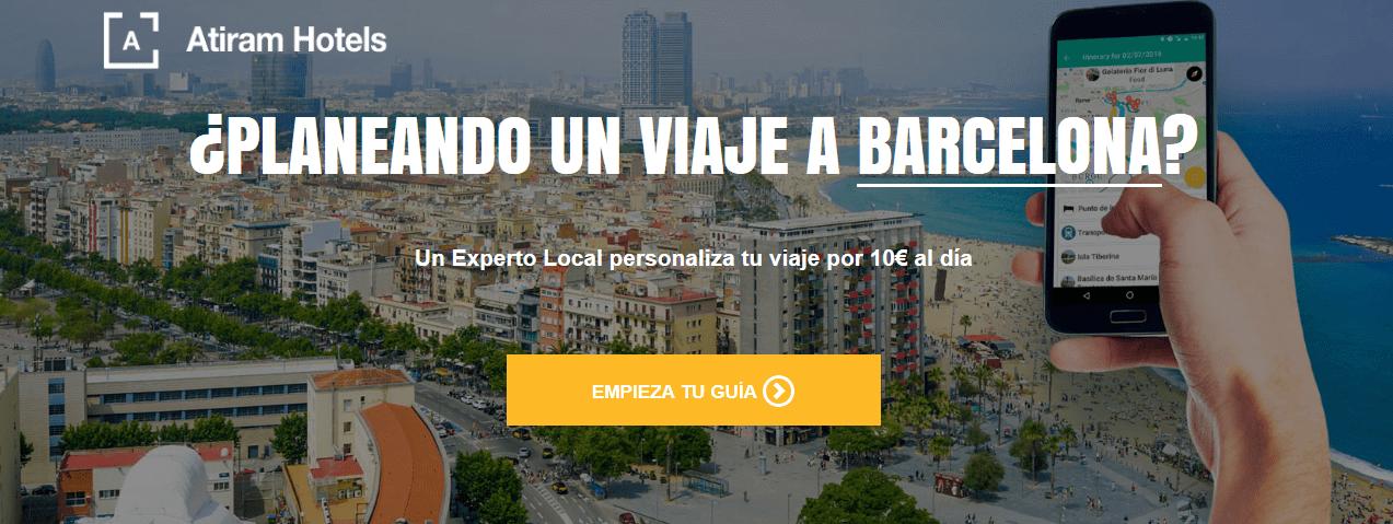 Planejant un Viatge a Barcelona