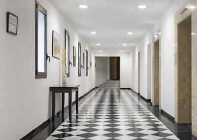 Oriente Hall