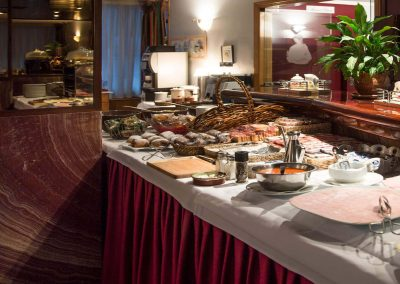 Imperial Breakfast buffet