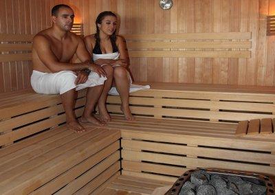 Centric Sauna seca