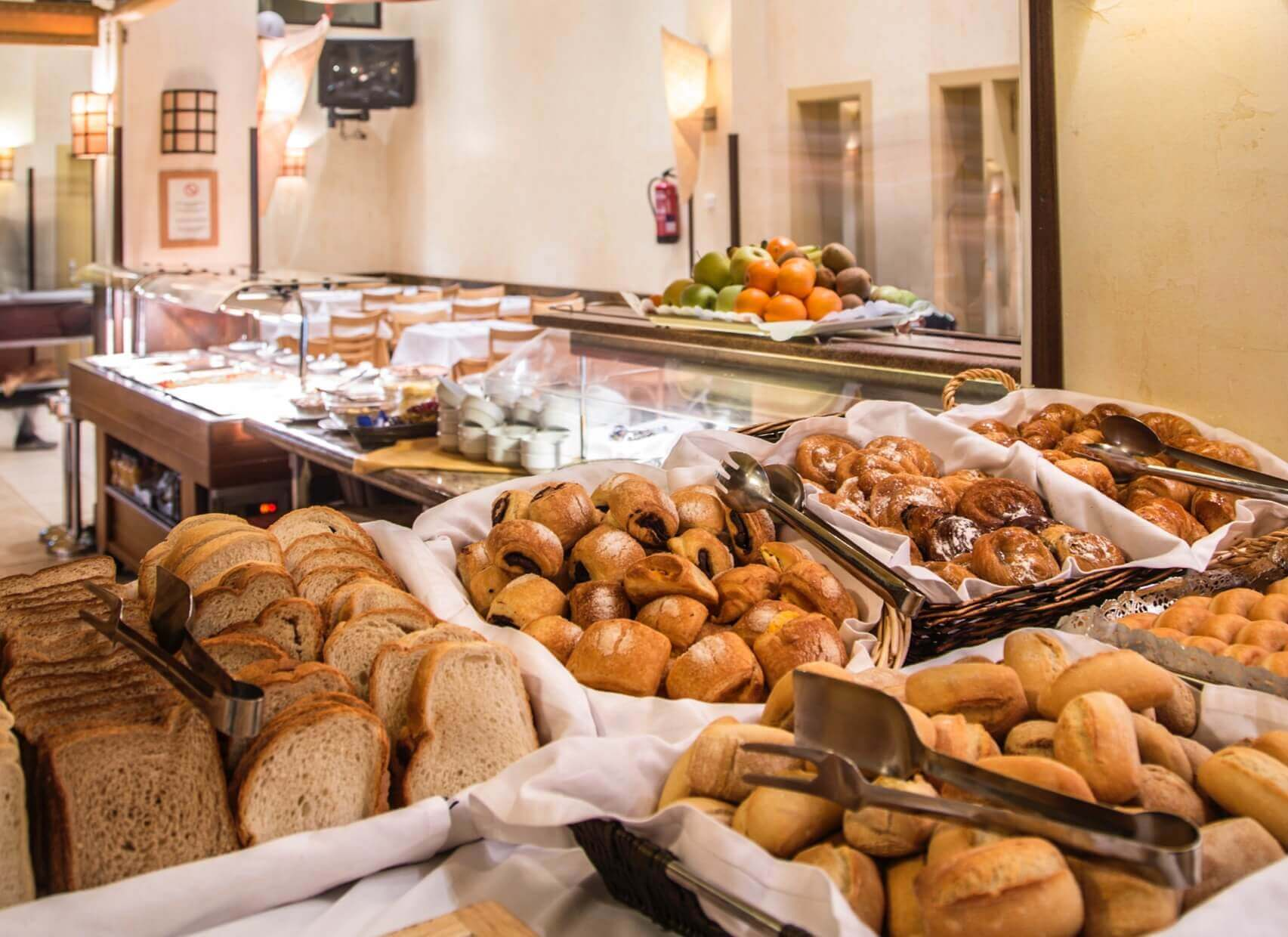 Patagonia Buffet desayunos