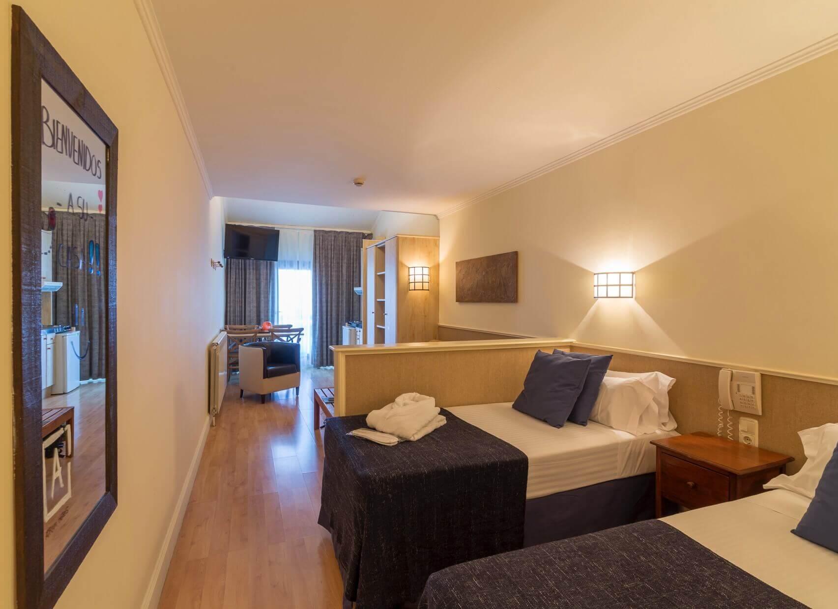 Patagonia atiram hotel 4 arinsal andorra web oficial for Habitaciones familiares andorra