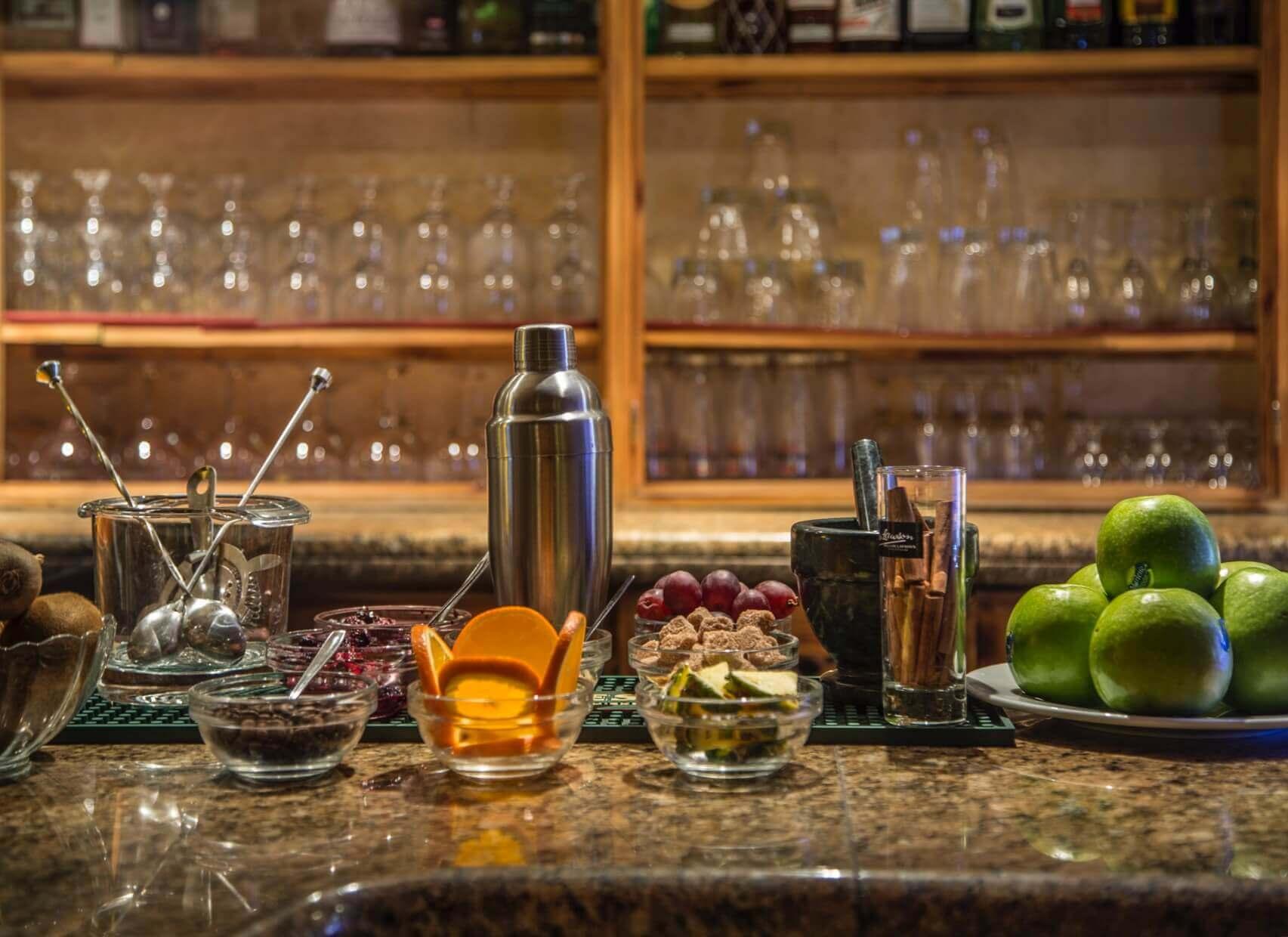 Patagonia bar barra