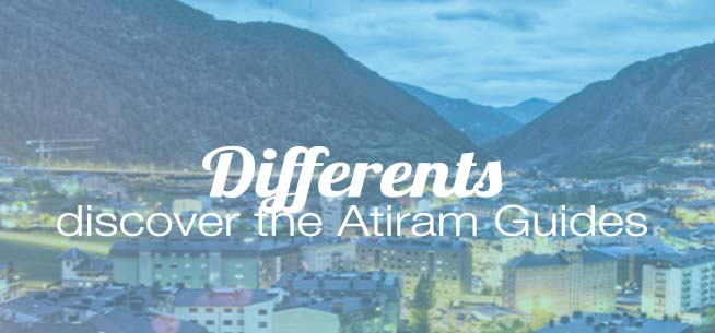Different, discover our travel guides