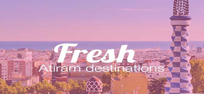 Fresh, cities of dreams