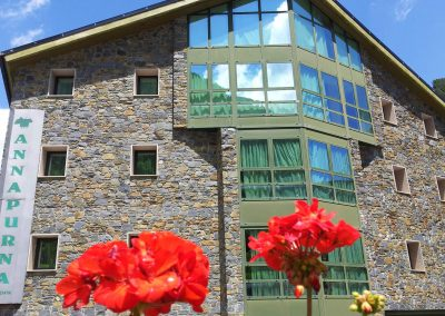 Annapurna Hotel Summer