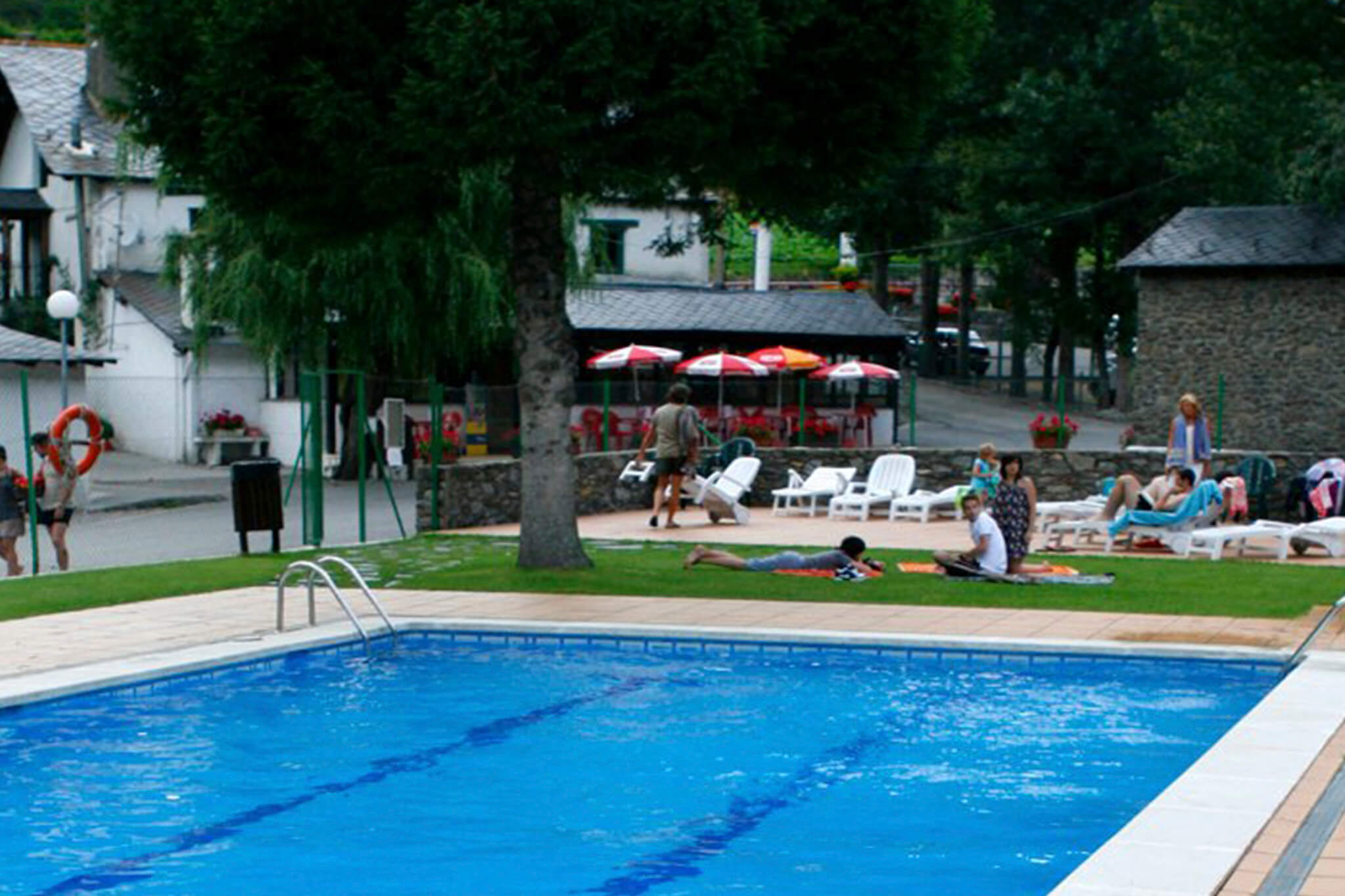 Annapurna Swimming Pool