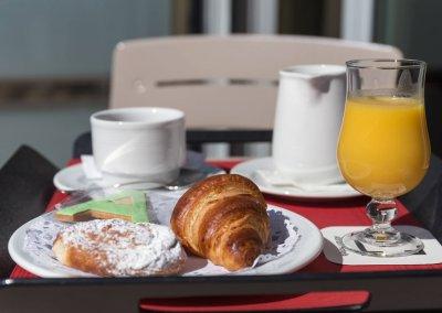 Centric Desayuno 2