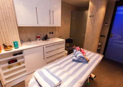 Centric Massage room