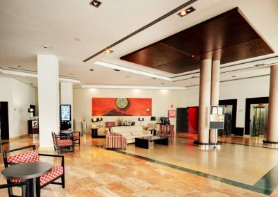 GRAN HOTEL DON MANUEL Hall