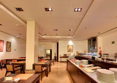 GRAN HOTEL DON MANUEL  Sala desayunos 2
