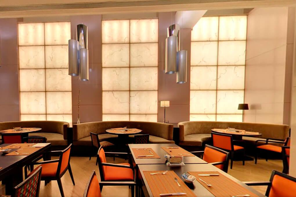GRAN HOTEL DON MANUEL Sala desayunos 3
