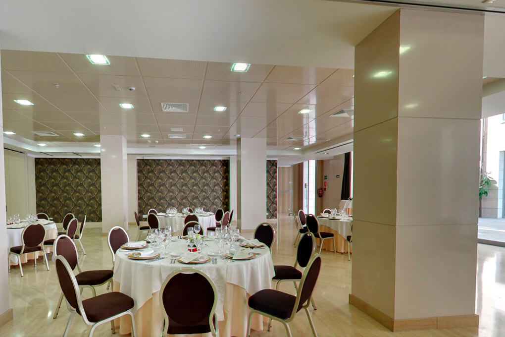 GRAN HOTEL DON MANUEL  banquete