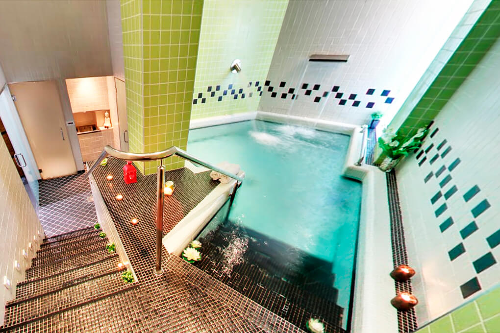 GRAN HOTEL DON MANUEL spa 1