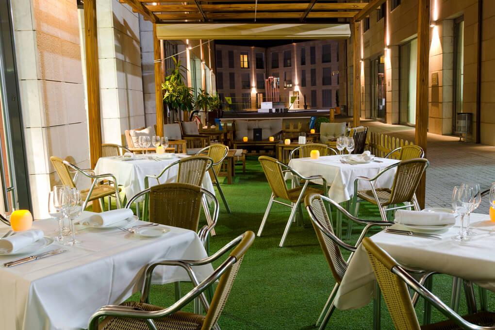 GRAN HOTEL DON MANUELl terraza 1