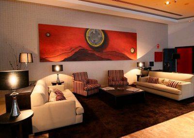 GRAN HOTEL DON MANUEL detalle hall