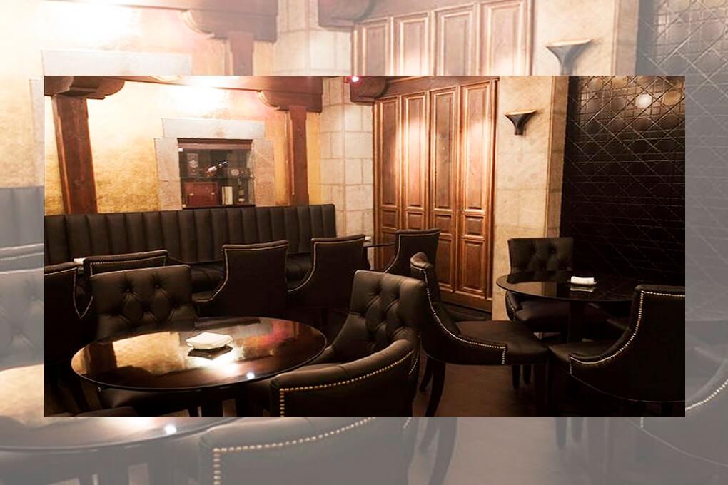 GH Espana bar black