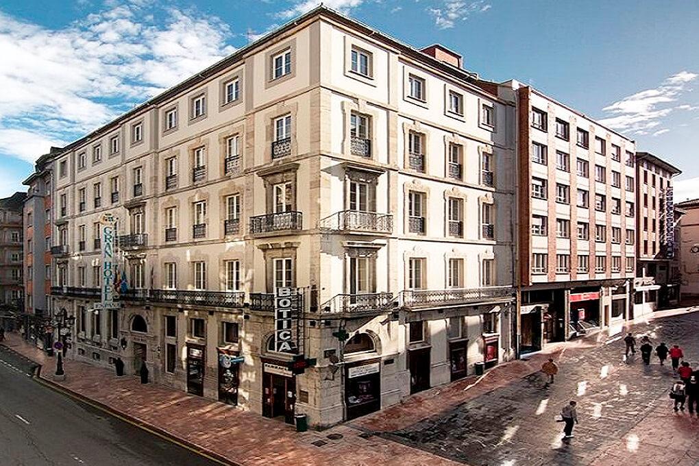 GH Espana fachada