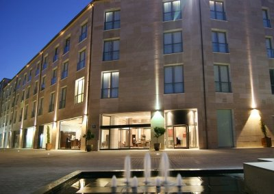GRAN HOTEL DON MANUEL fachada