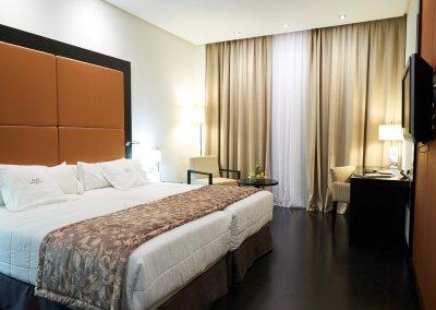 GRAN HOTEL DON MANUEL habitacion twin 1
