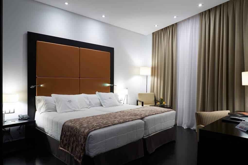GRAN HOTEL DON MANUEL habitacion twin 4
