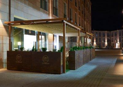 GRAN HOTEL DON MANUEL terraza 4