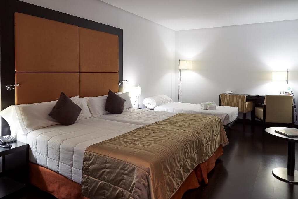 GRAN HOTEL DON MANUEL triple 2