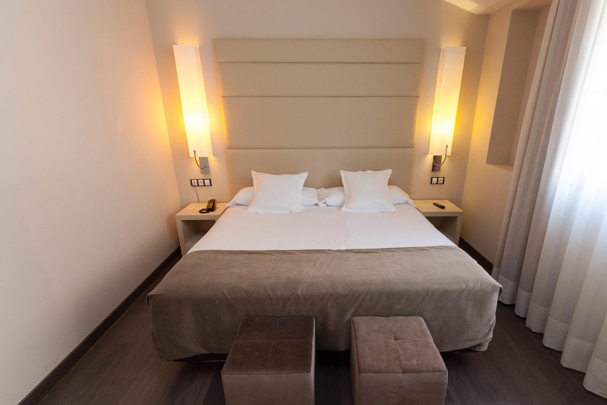 Mola park atiram hotel en escaldes andorra web oficial for Cama familiar