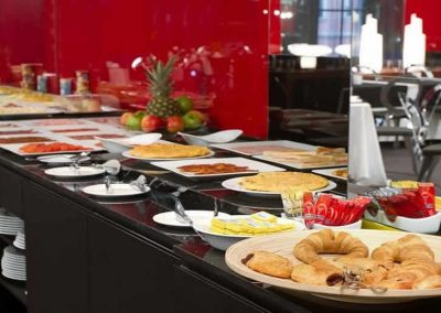GH Espana Breakfast
